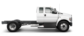2022 Ford F 6 50 in Oxford White