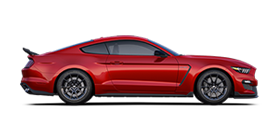 2020 Ford Mustang G T 350 Rapid Red