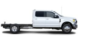 La Ford Super Duty Chassis Cab 3 50 X L T 2020 en Oxford White