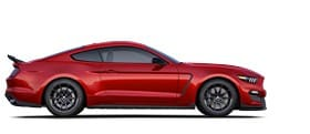 Ford Mustang G T 350 2020 en Rapid Red
